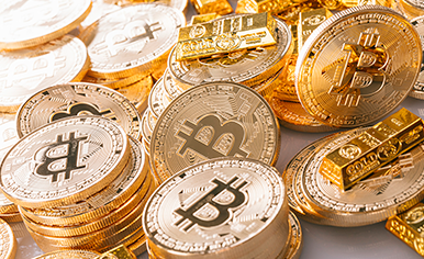 Bitcoin and gold fall bring back interest to the dollar